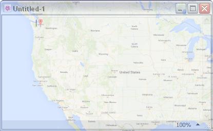 cursor-map