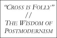 cross is folly