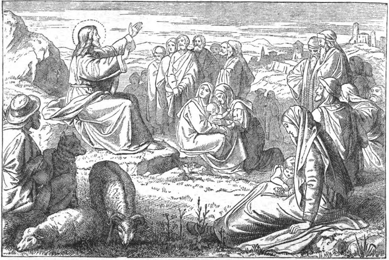 Prayer of Confession from the Beatitudes | Drew Dixon